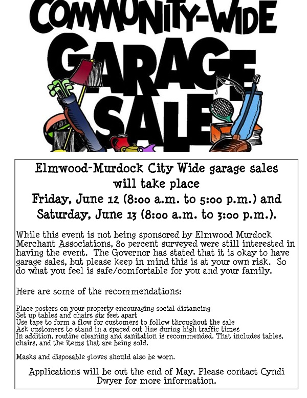 Garage Sales Elmur