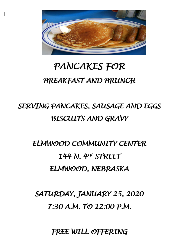 Pancakes community center